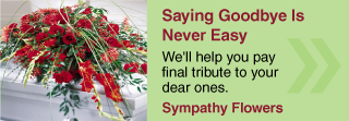 Saying Goodbye Is Never Easy | We'll help you pay final tribute to your dear ones.